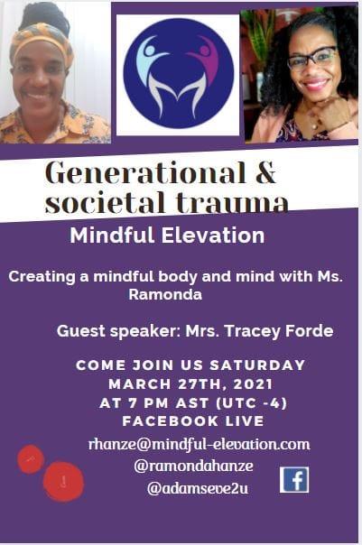 mindful elevation generational trauma
